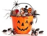 Bonbons pour Halloween chez Ballon-Müller