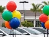 Ballons plastiques