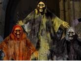 Déco suspendue Halloween