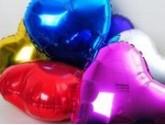 Ballon alu métallisé