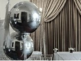 Ballon alu Sphère