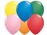 Ballons coloris pas cher