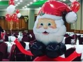 Ballons Noël