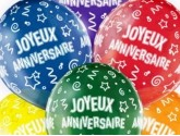Ballons motif pour décoration & Cadeaux