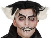 Perruques Halloween pour Hommes chez Ballon-Müller
